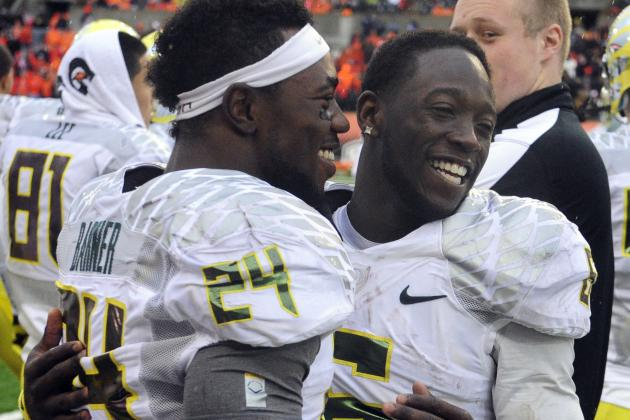 Oregon's Still Cresting Dynasty at Critical Juncture