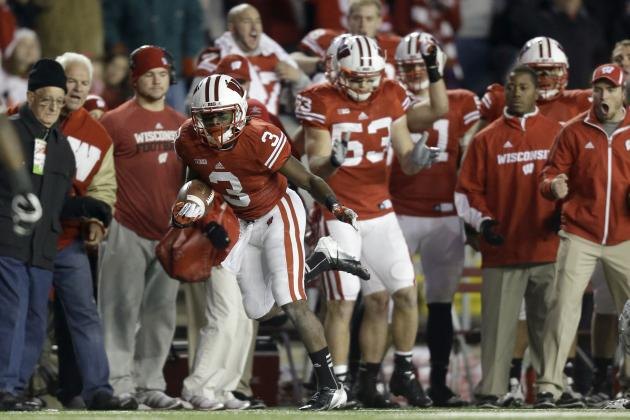 Would 5-Loss Wisconsin Be the Worst Rose Bowl Team in B1G History?