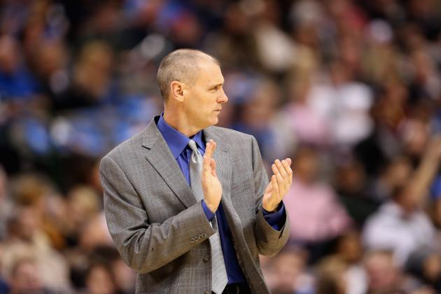 Rick Carlisle Determined to Adjust Mavs' 'Disposition'