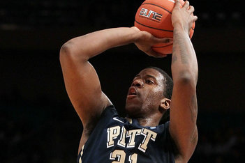 Pitt's Trey Zeigler Charged with DUI, Indefinitely Suspended