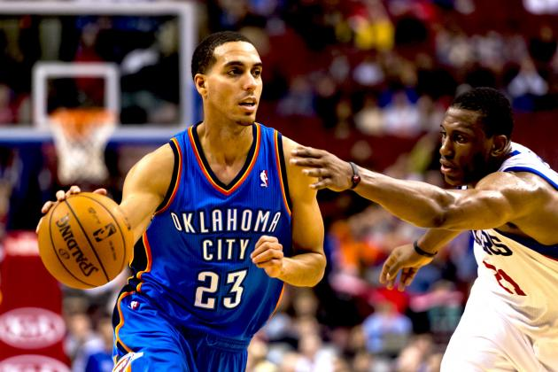 Can Kevin Martin Fill the James Harden Role for OKC Thunder Long-Term?
