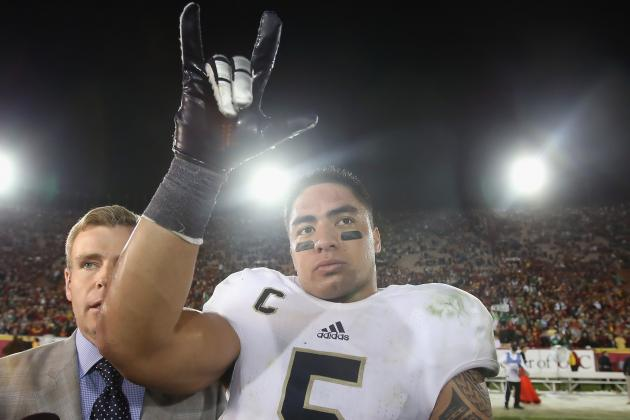 Would Promotion, Gimmicks by Notre Dame Have Helped Manti Te'o Win Heisman?