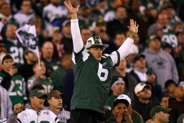 Fireman Ed Quits: Jets Fan's Decision Brings End to Faded Gimmick