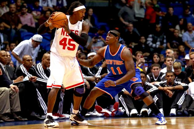Why New York Knicks-Brooklyn Nets Rivalry Is Already NBA's Best