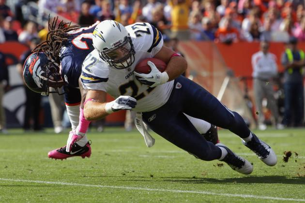 Broncos Sign Jacob Hester to Bolster Backfield and Other AFC West News