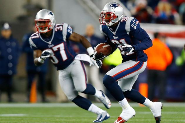 Breaking Down How the New England Patriots Became Turnover Machines