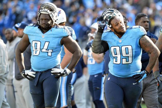 Titans Post Season-High Seven Sacks