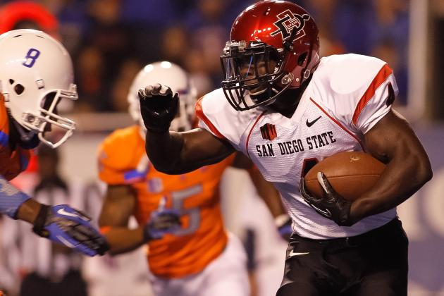 Report: Aztecs Accept Poinsettia Bowl Bid