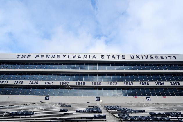 Penn State Football: Why 2012 Team Deserves to Be on the Wall of Champions