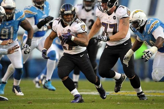 Fantasy Football: Ray Rice Headlines 'AFC Random Thoughts' for Week 12