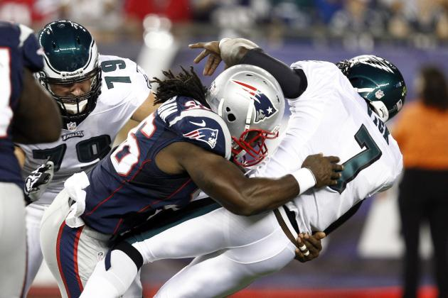 New England Patriots: Defensive End Cunningham Suspended Four Games by the NFL