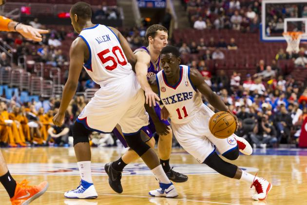 Sixers' Holiday Drops 33 on Suns