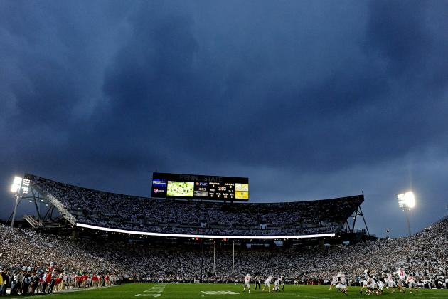 PSU Annual Attendance Ranks Among NCAA's Best, but Beaver Stadium's Worst