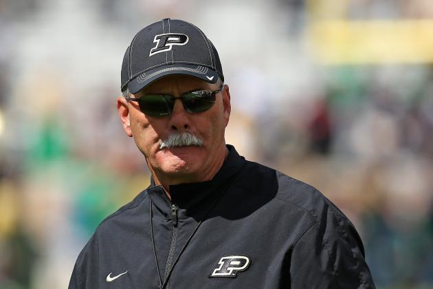 Purdue AD Wants Offensive-Minded Coach