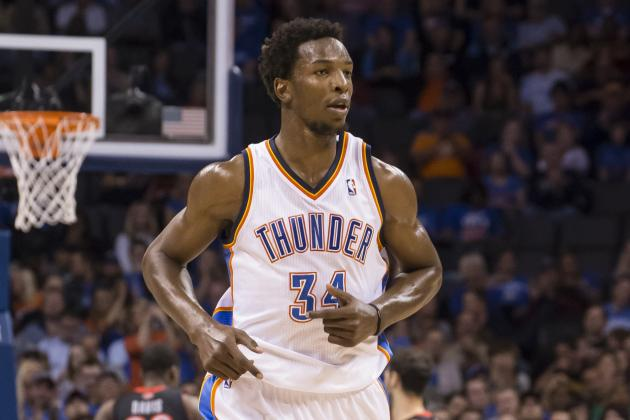 Hasheem Thabeet No Threat to Start in Front of Kendrick Perkins
