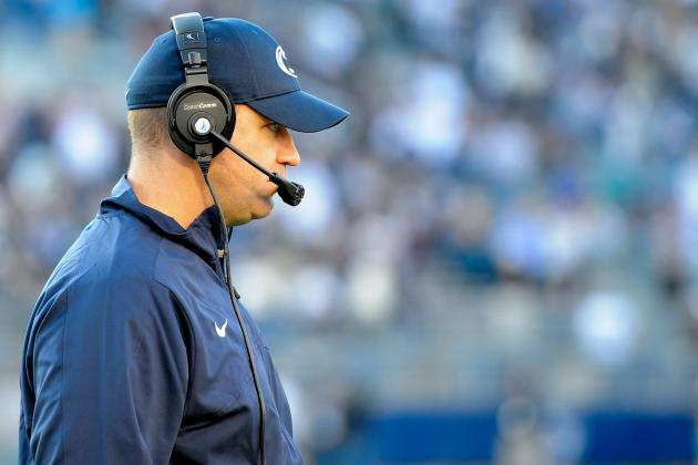 Did Penn State Coach Drop an F-Bomb in Postgame Interview?
