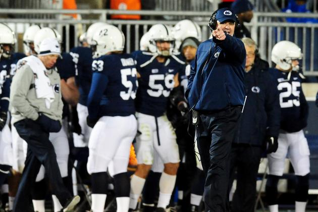 Where Do They Go from Here? Penn State's Coaches Hit the Road Recruiting