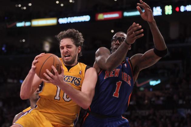 Knicks Rumors: New York Must Find Way to Build Better Pau Gasol Offer