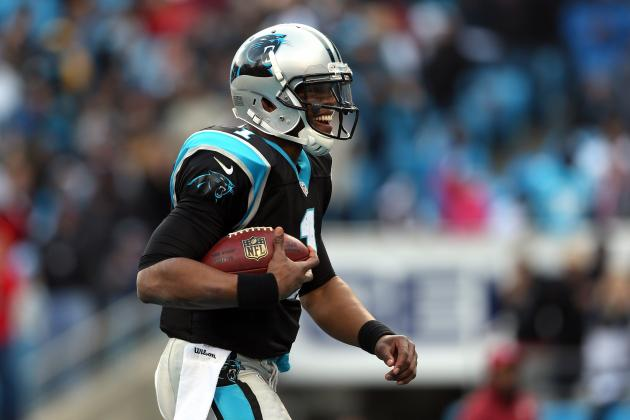 Michael Vick Inspired Panthers QB Cam Newton