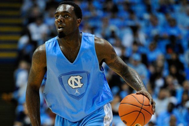 UNC Guard P.J. Hairston Suffers Knee Injury, Status in Doubt for Indiana