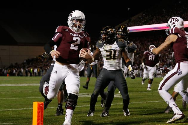 Why Johnny Manziel Deserves the Heisman Even More Than Manti Te'o