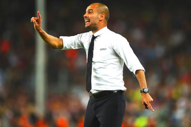 Pep Guardiola's Natural Destination Is Manchester United, Not Chelsea or City