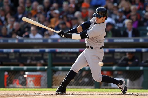Report: Red Sox Have Had 'Ongoing Negotiations' with Nick Swisher