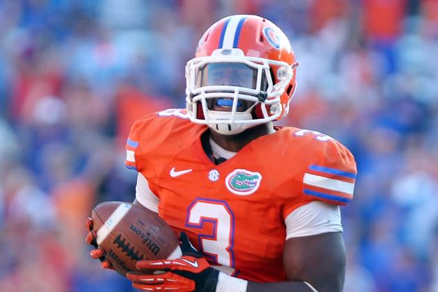 UF's Jelani Jenkins to Have Foot Surgery, Will Miss Bowl Game