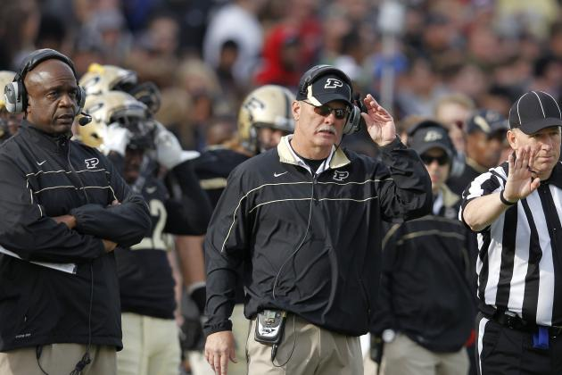Danny Hope Fired: Who Can Make the Purdue Boilermakers Relevant Again?