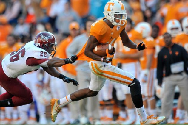 UT Players Assess Disappointing Season