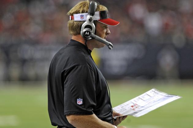 Philadelphia Report Says Eagles Keen to Hire Gruden