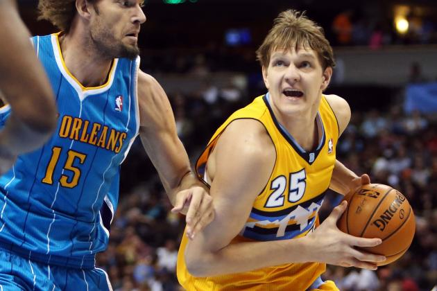 High Praise for the Nuggets' Timofey Mozgov from Olympic Teammate