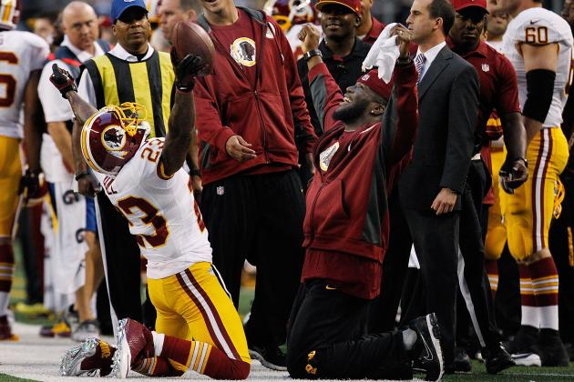 Washington Redskins: Updating the 2012 Playoff Picture