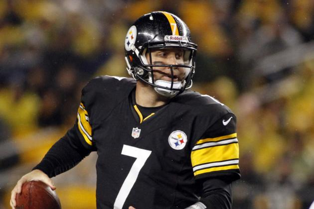 Roethlisberger Says He Honestly Doesn't Know If He Will Be Back for Ravens Game