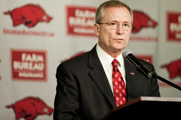 Arkansas Has Plenty of Company in Coaching Search