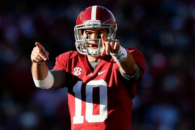 SEC Championship 2012: Alabama vs Georgia TV Info, Predictions and More