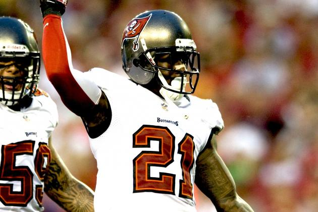 Tampa Bay Bucs CB Eric Wright Suspended 4 Games by NFL