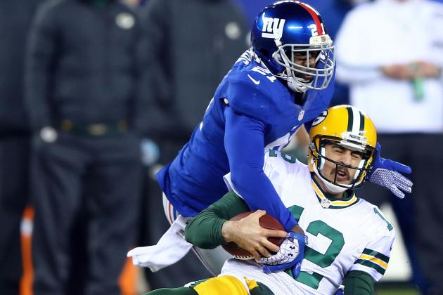 Breaking Down Green Bay Packers' Persistent Protection Problems