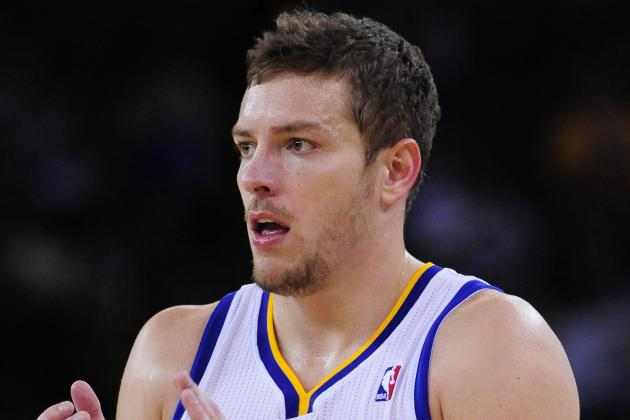 Starters Underwhelm for the Warriors