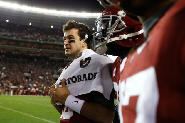 Alabama Football: Advantages Crimson Tide Have over Georgia in SEC Championship