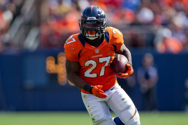 Knowshon Moreno: What Can Broncos, Fantasy Owners Expect from RB?