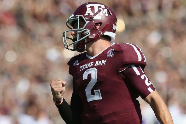 Manziel Speaks with Media for the First Time
