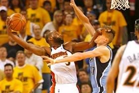 Debate: Which Posterizing Dunk Was Better -- Baron Davis or Harrison Barnes?