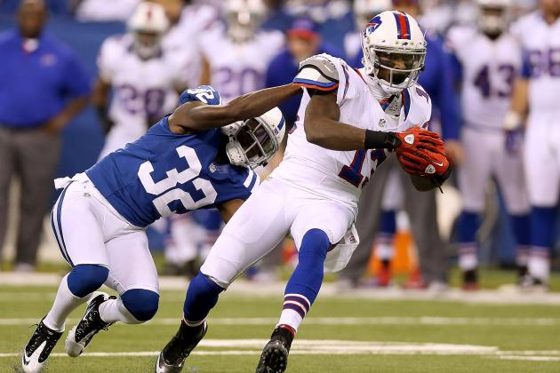 It Turns out Stevie Johnson Just Wants More Audibles