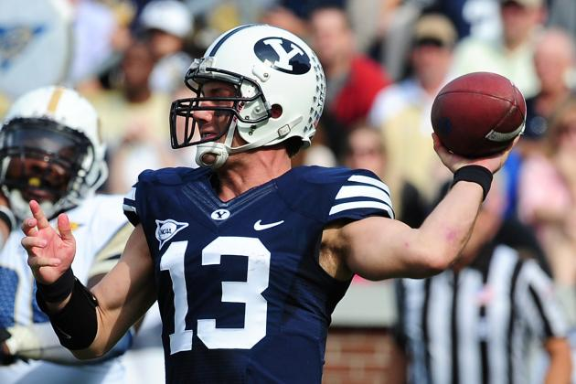 BYU to Face San Diego State in Poinsettia Bowl