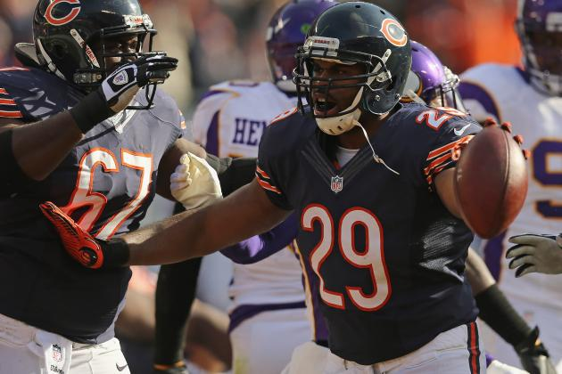 Why Michael Bush Will Keep Chicago Bears Offense Rolling