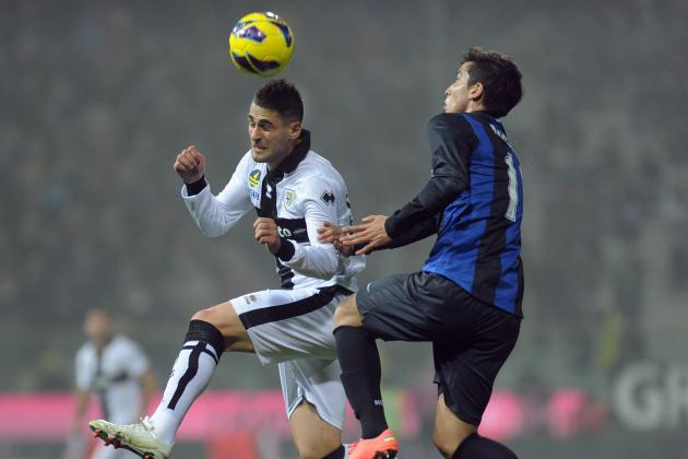 Match Report: Parma 1-0 Inter