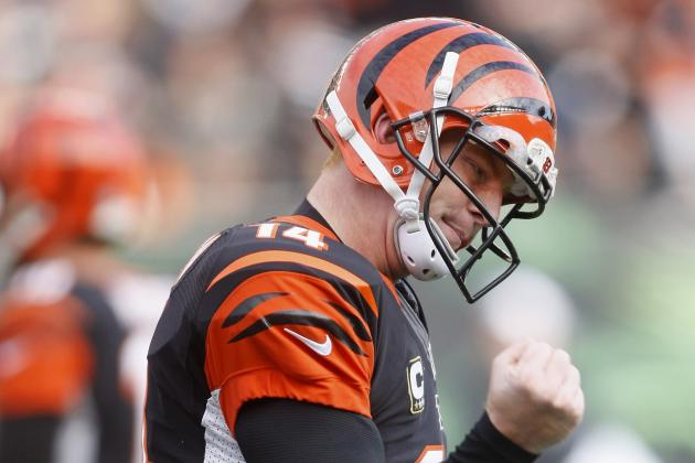 The Cincinnati Bengals Are the AFC North's Most-Balanced Team
