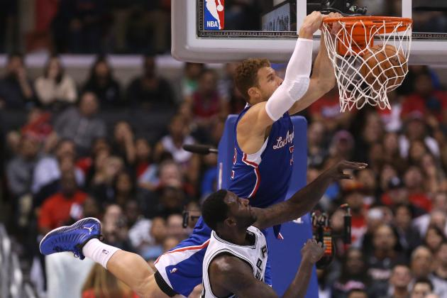 What Blake Griffin Must Learn from Kevin Garnett and Tim Duncan