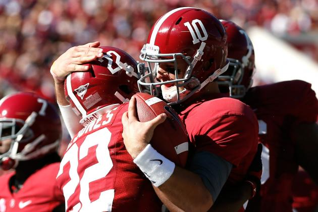 College Football Rankings 2012: Top Teams on Upset Alert in Week 14